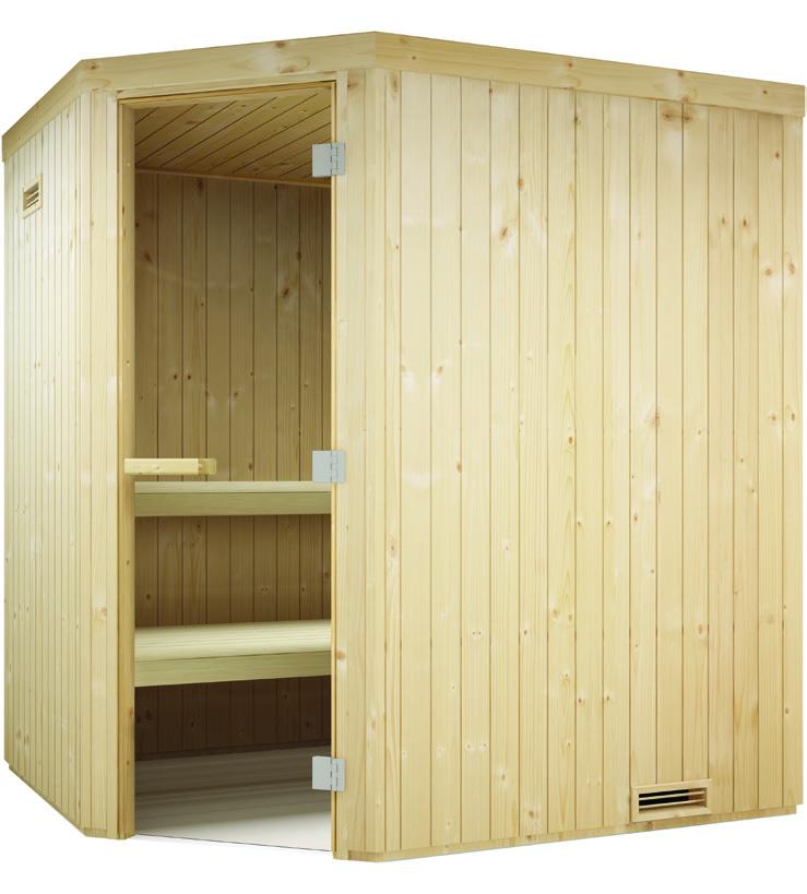 Les plaisirs du sauna à domicile