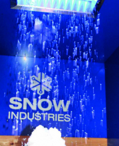 Douche de neige SnowFall