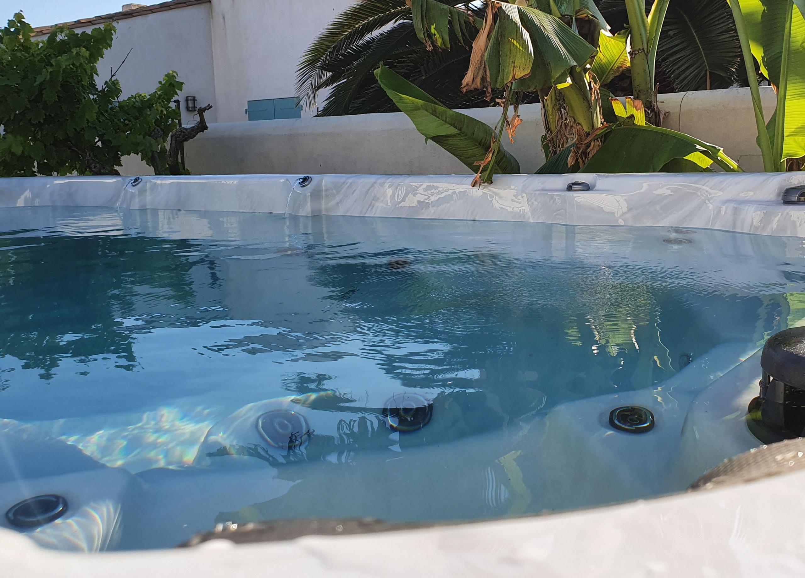 Spas de nage