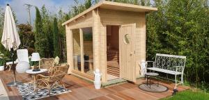 Saunas extérieurs | Tylo