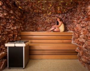 Murs et Grotte de sel