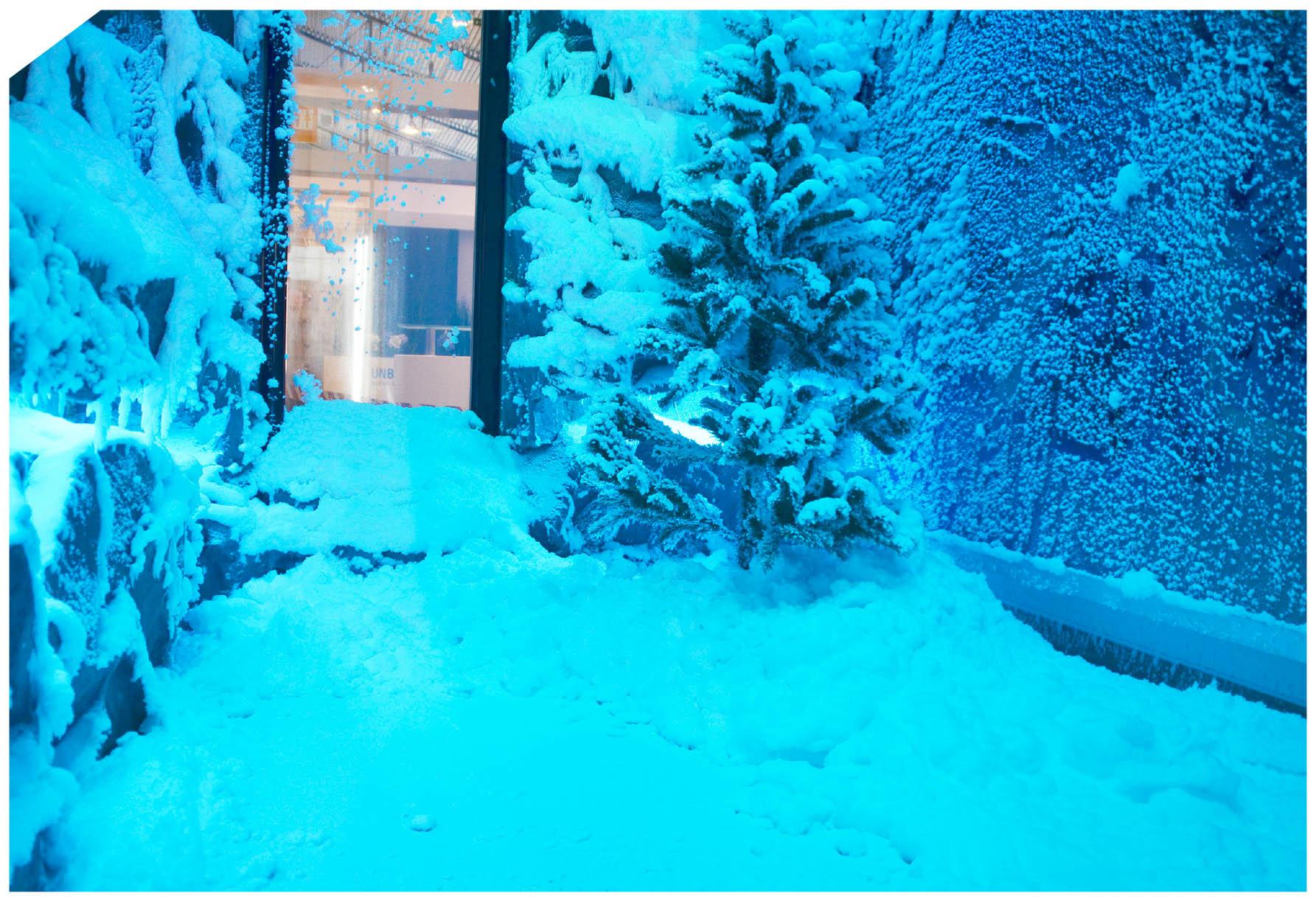 Cabine à neige PowderStream